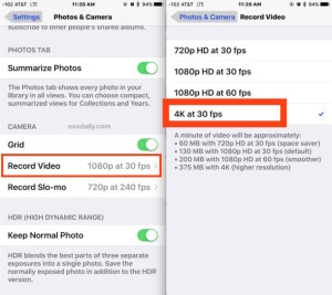 how-to-record-4k-iphone-video-enable-4k-hd-capture-610x543